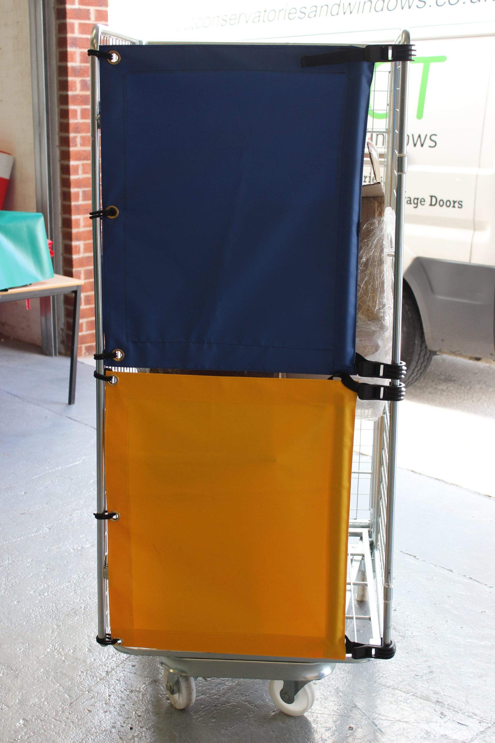 Roll Cage Trolley Covers in Birmingham
