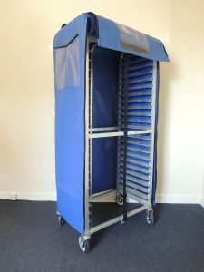 PVC Hospital Cage Covers in London