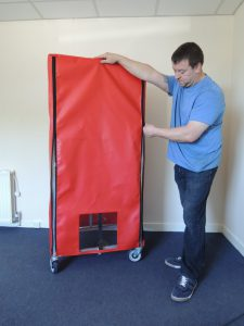Security Covers for Roll Cages