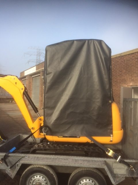 Forklift Covers in Sheffield