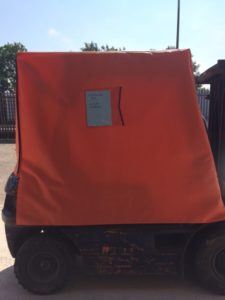 Forklift Covers in Wirral