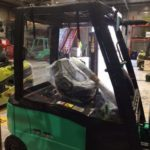 Forklift Covers in Manchester