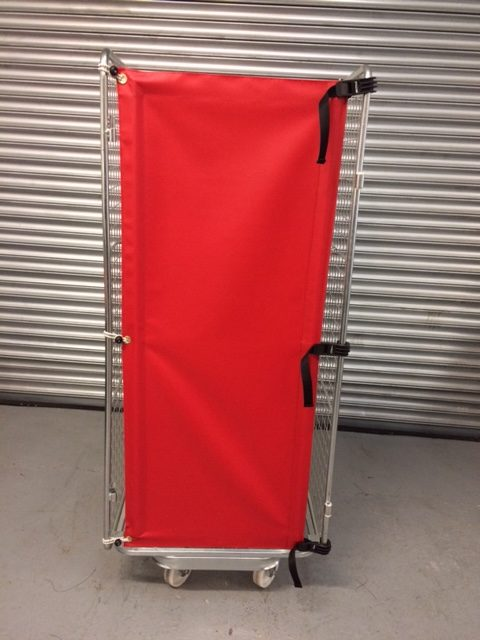 Roll Cage Trolley Covers in London