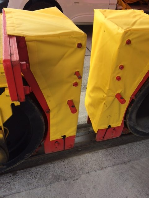 Forklift Covers in York