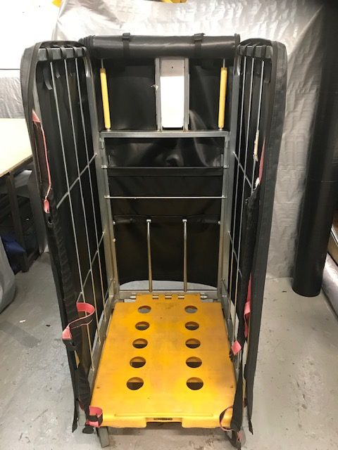 Purpose Designed York Roll Cage Trolleys in Glasgow – the Ideal Choice