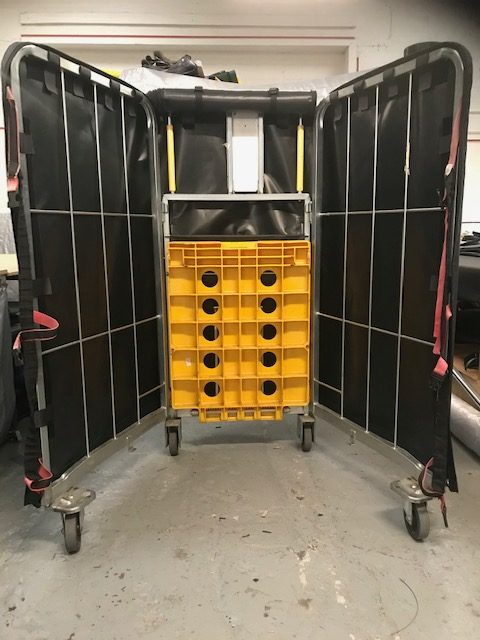 Multi-Functional and Easy to Maintain York Roll Cage Trolleys in Manchester