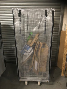 bio degradable roll cage covers