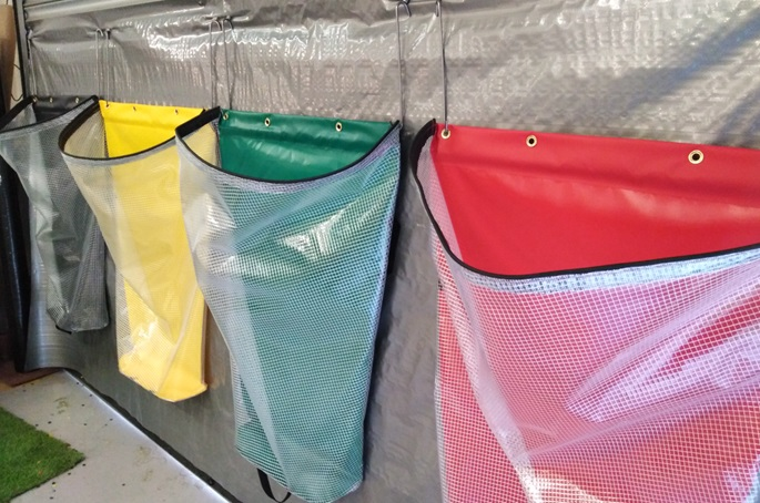 PVC Waste Bags/End of Aisle Bags in Wallasey